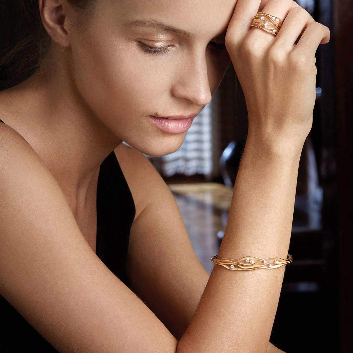 Annamaria Camilli Essential armband