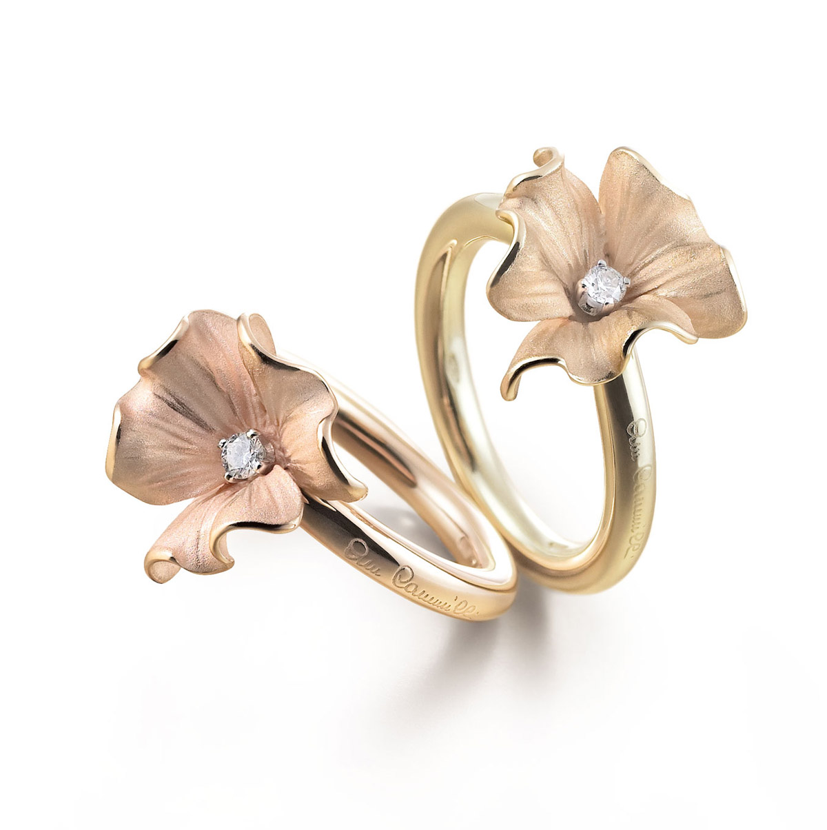 Annamaria Camilli Flower ring