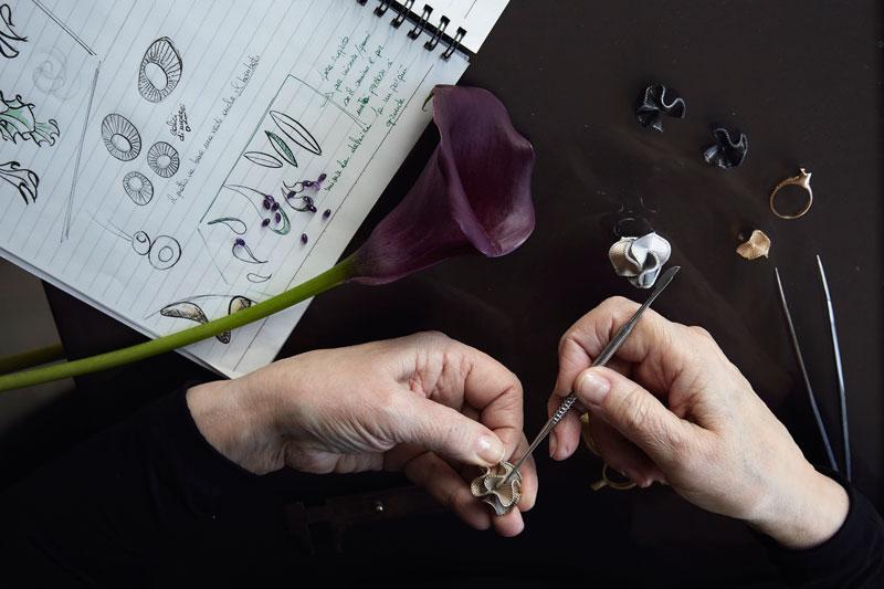 Annamaria Camilli Gallerij armband en ring